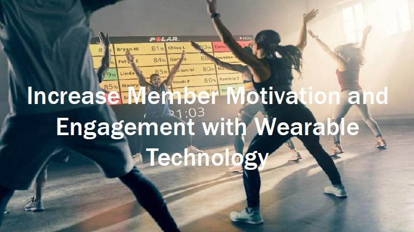 Industry Presented Webinar: Increase Motivation and Engagement with Wearable Technology sponsored by Polar