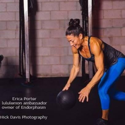 Erica Porter - Fitness Instructor, Wellness/Lifestyle Coach