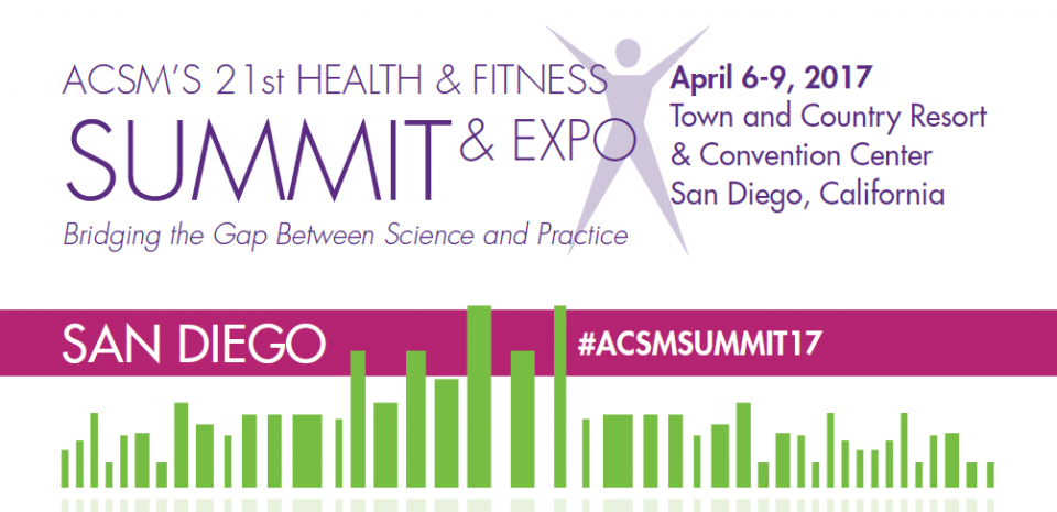 ACSM's 2017 Health & Fitness Summit Online CEC: Promising or Misleading? Popular Issues and Strategies used in the Wide World